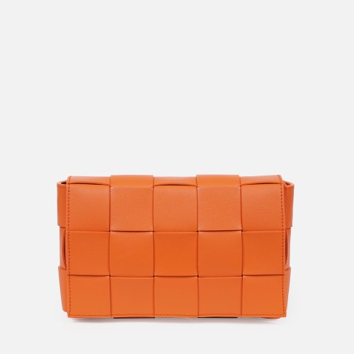Maxi Net Cross Bag - ORANGE